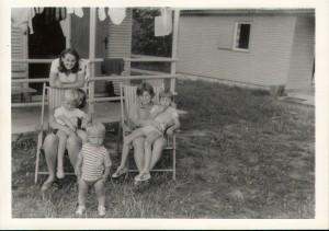 Drhleny-chatky 1975+